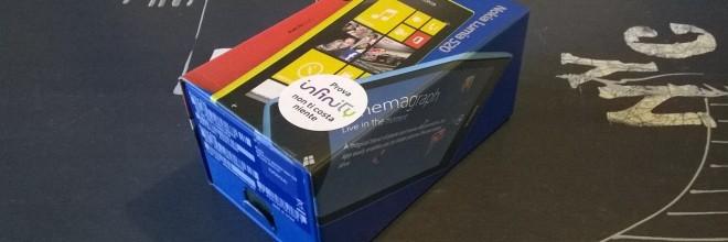 Nokia Lumia 520 in offerta su ePrice