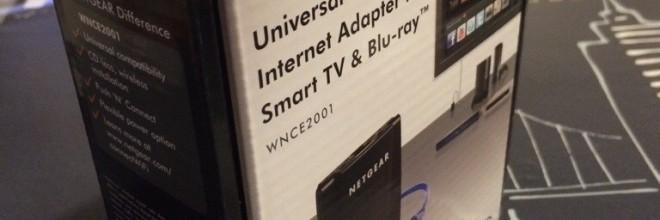 Adattatore WiFi Netgear WNCE2001