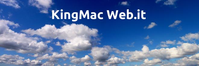 KingMac Web 6.0 è aperto da oggi